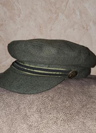 Брендовая кепка кепи vince camuto
