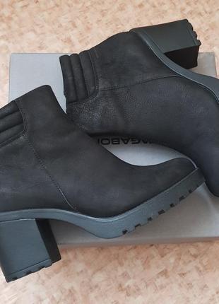 Ботинки/ботильоны vagabond  нубук 40 размер