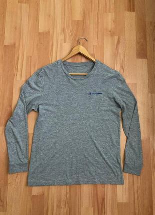 Лонгслив champion свитшот кофта светер