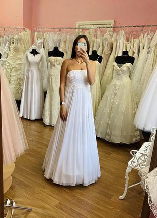 Тотальная распродажа. свадебное платье греческое/ беременная