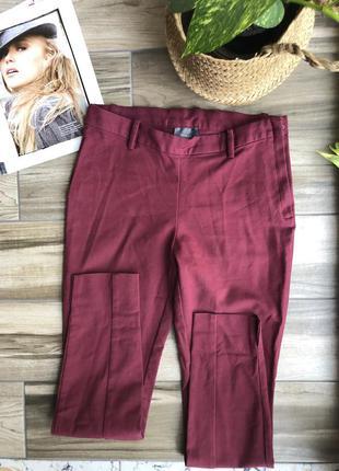 Базовые зауженные брюки штаны c&a