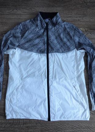 Спортивная ветровка dpc 1986 activewear ® windrunner jacket
