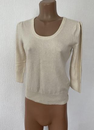 100% кашемир !! якісний светр !
