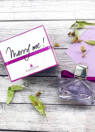 Аромат в стиле marry me lanvin из дубая,стойкий парфюм на осень,женские