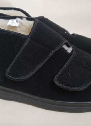43 р. ботинки диабетические ортопедические зимние на проблемную ногу fischer