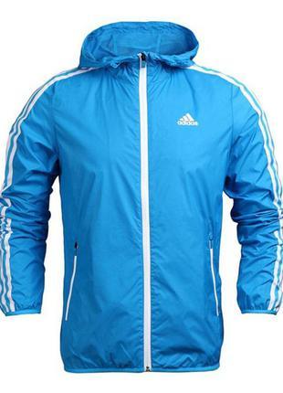 Спортивная ветровка со свежих коллекций adidas ® windrunner jacket