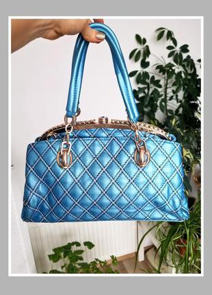 Роскошная вечерняя сумка деловая ридикюль сумка нарядная с украшениями жіноча сумка