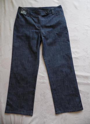 Брюки джинсовые dorothy perkins размер 12(40) – идет на 46-46+