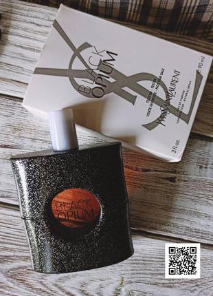 Женские духи yves saint laurent black opium, 90 ml, тестер