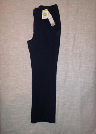 Женские чёрные брюки marks & spencer