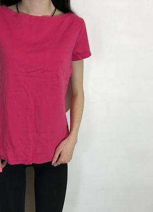 Женская базовая футболка marks&spencer