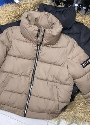 Куртка женская на силиконе 💕