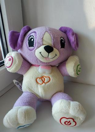 Интерактивный развивающий щенок violet (девочка)