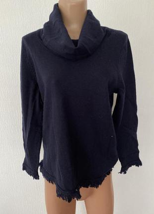 100% шерсть ! брендовий светр !
