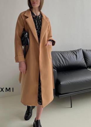 Распродажа! пальто женское кашемировое на подкладке