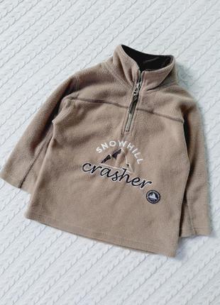 Кофта свитер флиска