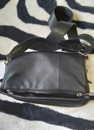 Новая сумка месенджер через плечо кросс боди