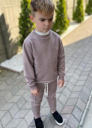 Стильный костюм 8-9 лет