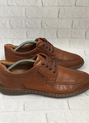 Мужские туфли sioux оригинал