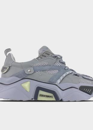 Кросовки кросівки кроссовки 205 gray strike кожаные