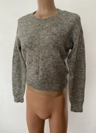 100% кашемір/ альпака!! светр