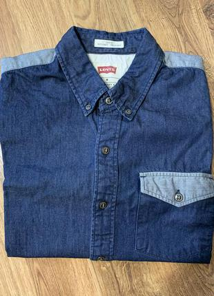 Стильная мужская рубашка levi's