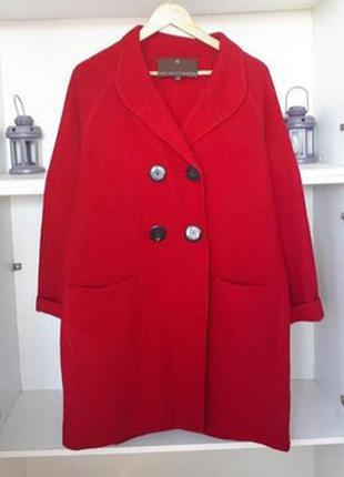 Fenn wright manson пальто-кардиган,100% шерсть меринос