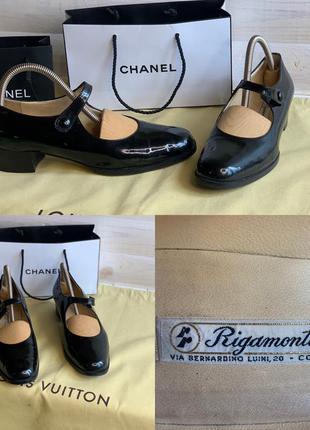 Rigamonti оригинал туфли кожа