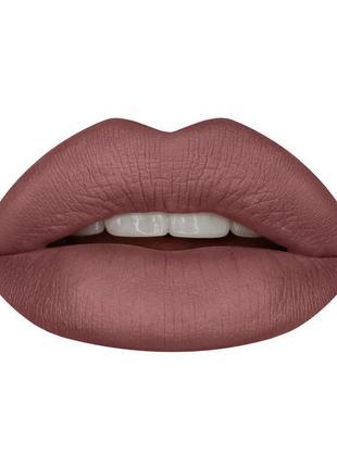 Помада для губ huda beauty power bullet matte lipstick - dirty thirty новая оригинал