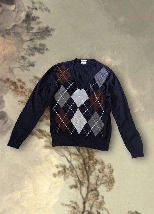 Пуловер в стиле пинтерест