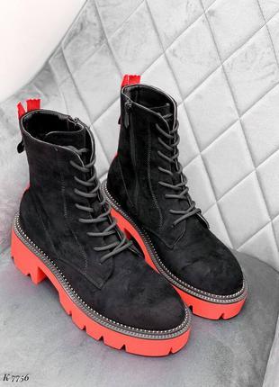 Шикарные деми ботиночки