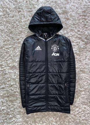 Деми куртка adidas manchester united, оригинал, 13-14 лет