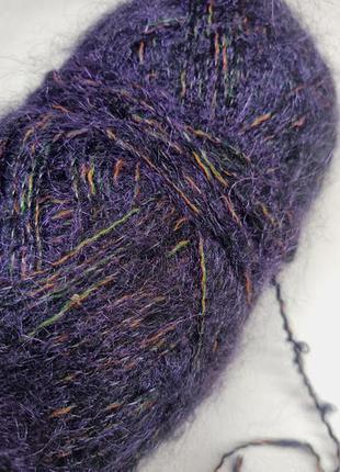 Пряжа мохер для вязания германия