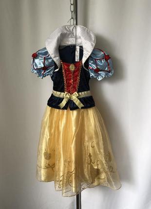 Белоснежка карнавальное платье