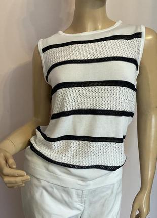 Дизайнерская итальянская блузочка/м/brend cristina mazzonett