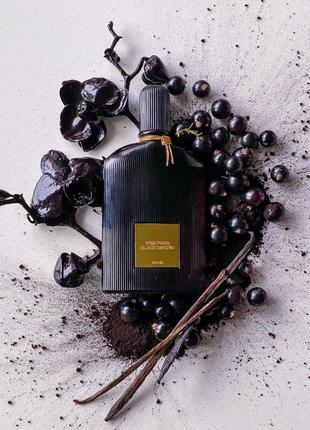 Бесплатно meest доставкой!🔥мега-скидка!💥 black orchid черная орхидея tom ford 10 мл + флакон в подарок! парфюмированная вода распив затест отливант