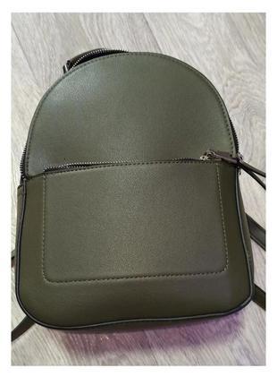 Рюкзак хаки, stradivarius