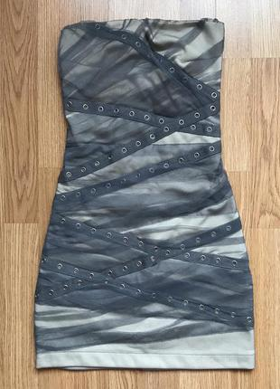 Силуэтное платье kira plastinina