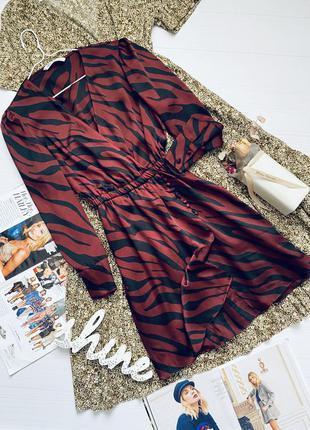 Стильное платье рубашка с новой коллекции zara