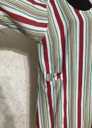 Шикарное платье в пол с карманами