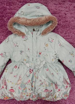 Нежная курточка для девушек