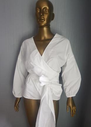 Очень красивая блузка mint velvet