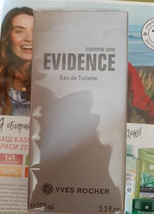 Evidence 100мл ив роше