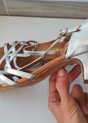 Туфли для бальных танцев 38-39 р.