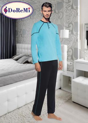 Doremi пижама мужская