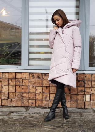 Куртка женская зимняя blanketsil (пуховик )