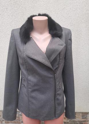 Beymen business пиджак шерстяной