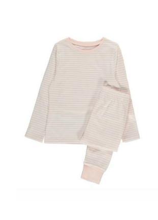 Пижама для девочки джордж, в полоску, из набора