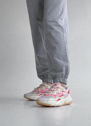 🎨🎨 кроссовки addidas  ozweego есть видео обзор