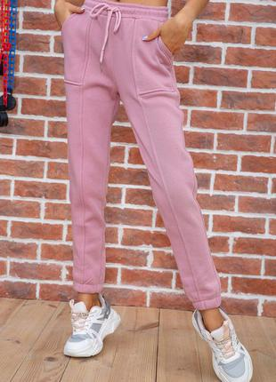 Спорт штаны женские на флисе (разные цвета)